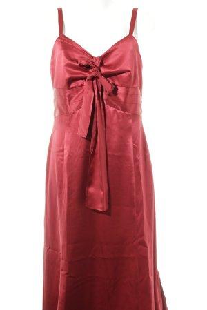 Sonja Kiefer Abendkleid ziegelrot Elegant