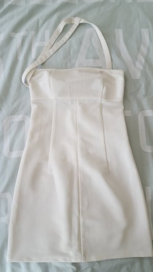 Sonja Kiefer minimalistisches Designer Mini Bodycon Bustier Kleid dress Xs 34