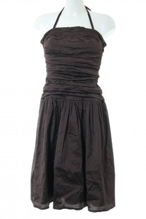 Sonja Kiefer Halter Dress bronze-colored elegant