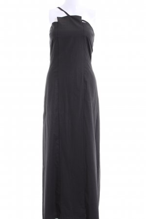 Sonja Kiefer One-Shoulder-Kleid schwarz Casual-Look