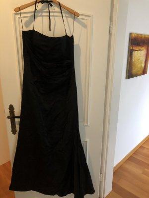 Sonja Kiefer schwarzes ungetragenes Abendkleid