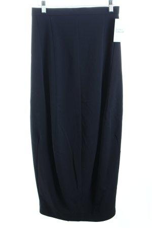 Sonja Marohn Ballonrock dunkelblau extravaganter Stil