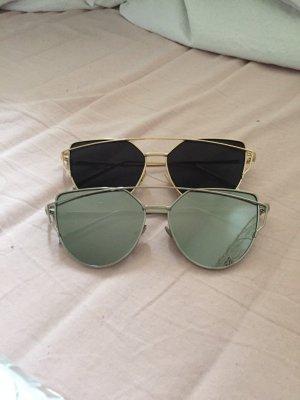 Sonnebrille verschiedene Farben