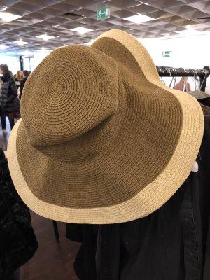 Chapeau de soleil beige
