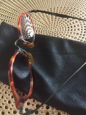 Robert La Roche Retro Glasses brown-dark brown