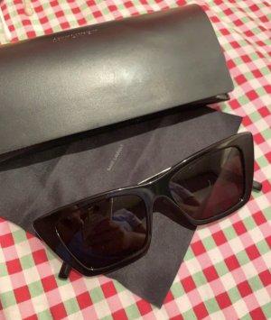 Yves Saint Laurent Retro Glasses black