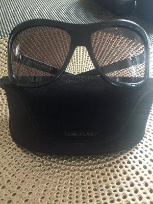 Tom Ford Sunglasses black-grey brown