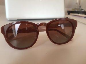 Retro Glasses bronze-colored-rose-gold-coloured acetate
