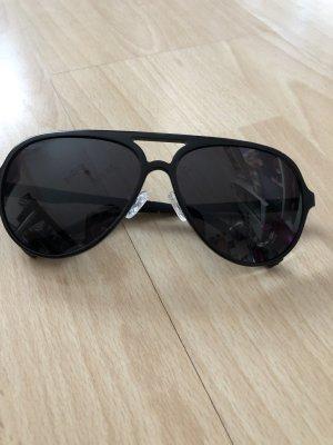 Gafas de piloto negro