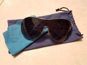 Zonnebril donkerblauw