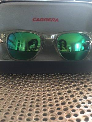 Carrera Zonnebril groen-lichtgroen