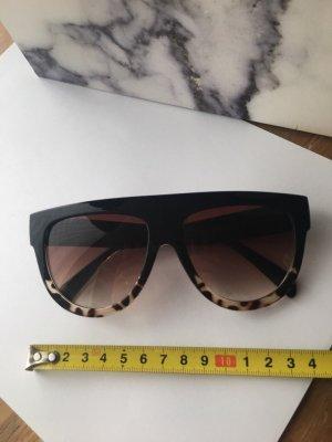 Retro Glasses black