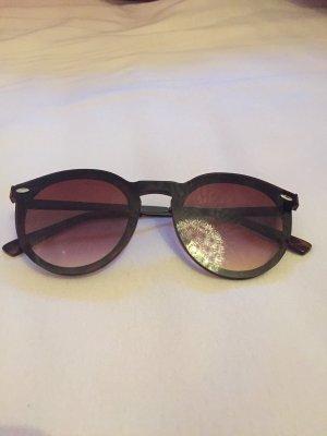 H&M Ronde zonnebril veelkleurig Metaal