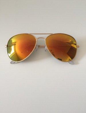 Bijou Brigitte Sunglasses gold-colored
