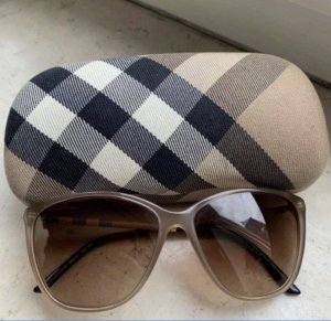 Burberry Square Glasses brown