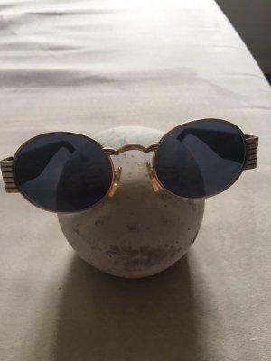 VERSUS Versace Retro Glasses gold-colored-black glas