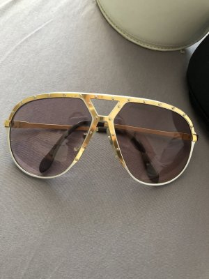 Alpina Aviator Glasses gold-colored