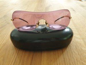 Armani Gafas Retro color oro-lila
