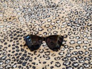 Sonnenbrille Asos schwarz
