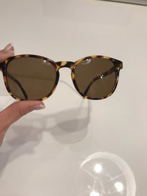 Butterfly Glasses brown