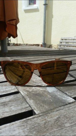 Sonnenbrille braun Iam