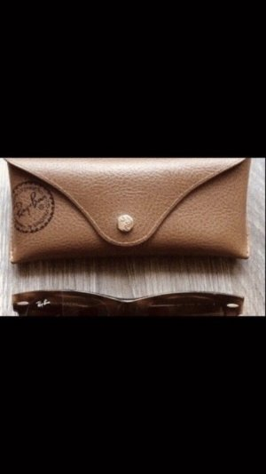 Ray Ban Glasses brown-camel