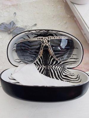 Roberto Cavalli Sunglasses silver-colored-dark grey