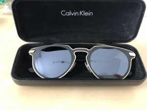 Calvin Klein Glasses black-bronze-colored