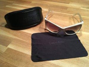 Calvin Klein Gafas de sol blanco Material sintético