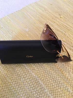 Cartier Glasses brown