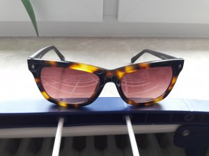 Fossil Angular Shaped Sunglasses multicolored