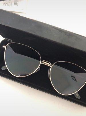Retro Glasses bronze-colored-black