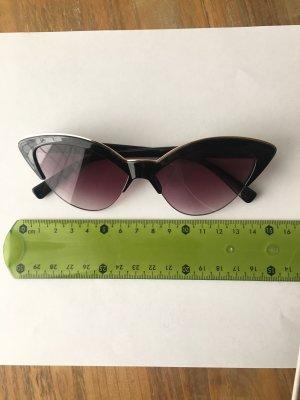 Sonnenbrille cateye Vintage Style