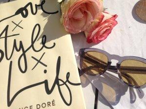 Sonnenbrille Céline Taylor grey