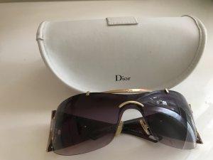 Christian Dior Occhiale marrone-oro Materiale sintetico