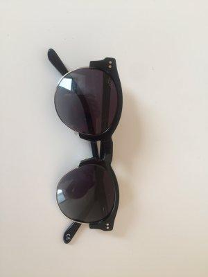 Retro Glasses black acetate