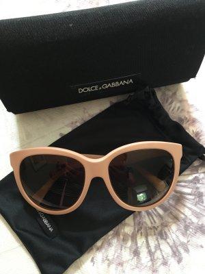 Dolce & Gabbana Lunettes de soleil ovales multicolore