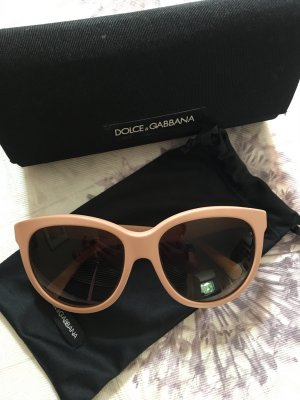Dolce & Gabbana Oval Sunglasses multicolored