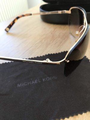 Michael Kors Lunettes de soleil brun-doré