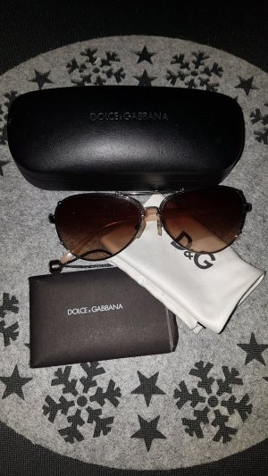 Dolce & Gabbana Glasses light brown-nude