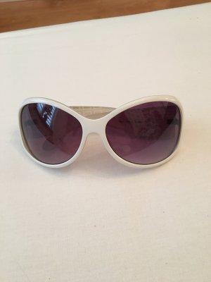 Sonnenbrille Damen weiß