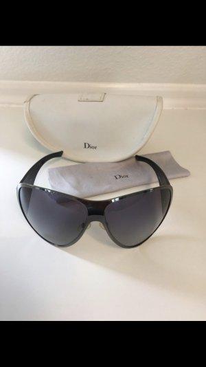 Dior Lunettes de soleil noir-gris anthracite
