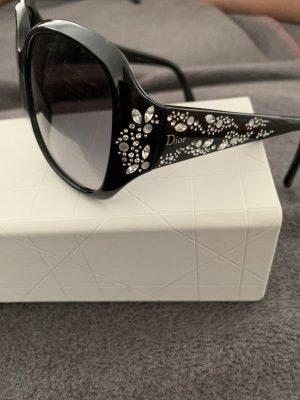 Dior Occhiale stile retro nero