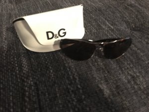Dolce & Gabbana Sunglasses brown-dark brown