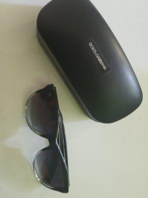 Sonnenbrille Dolce&Gabbana, schwarz/grau, wie neu