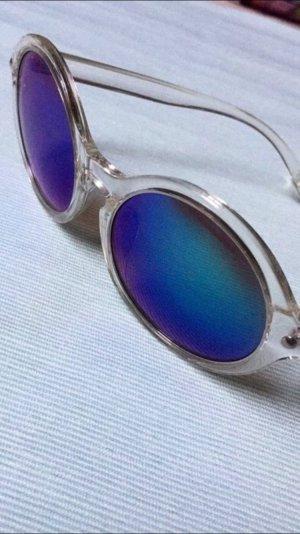 Sonnenbrille durchsichtig