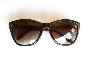 Fossil Gafas de sol marrón oscuro-coñac