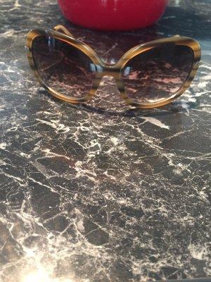 Sonnenbrille Fossil braun