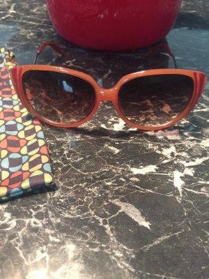 Sonnenbrille Fossil rot/braun