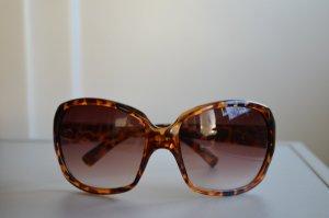 Sonnenbrille Gestell braun, Gläser Tönung braun